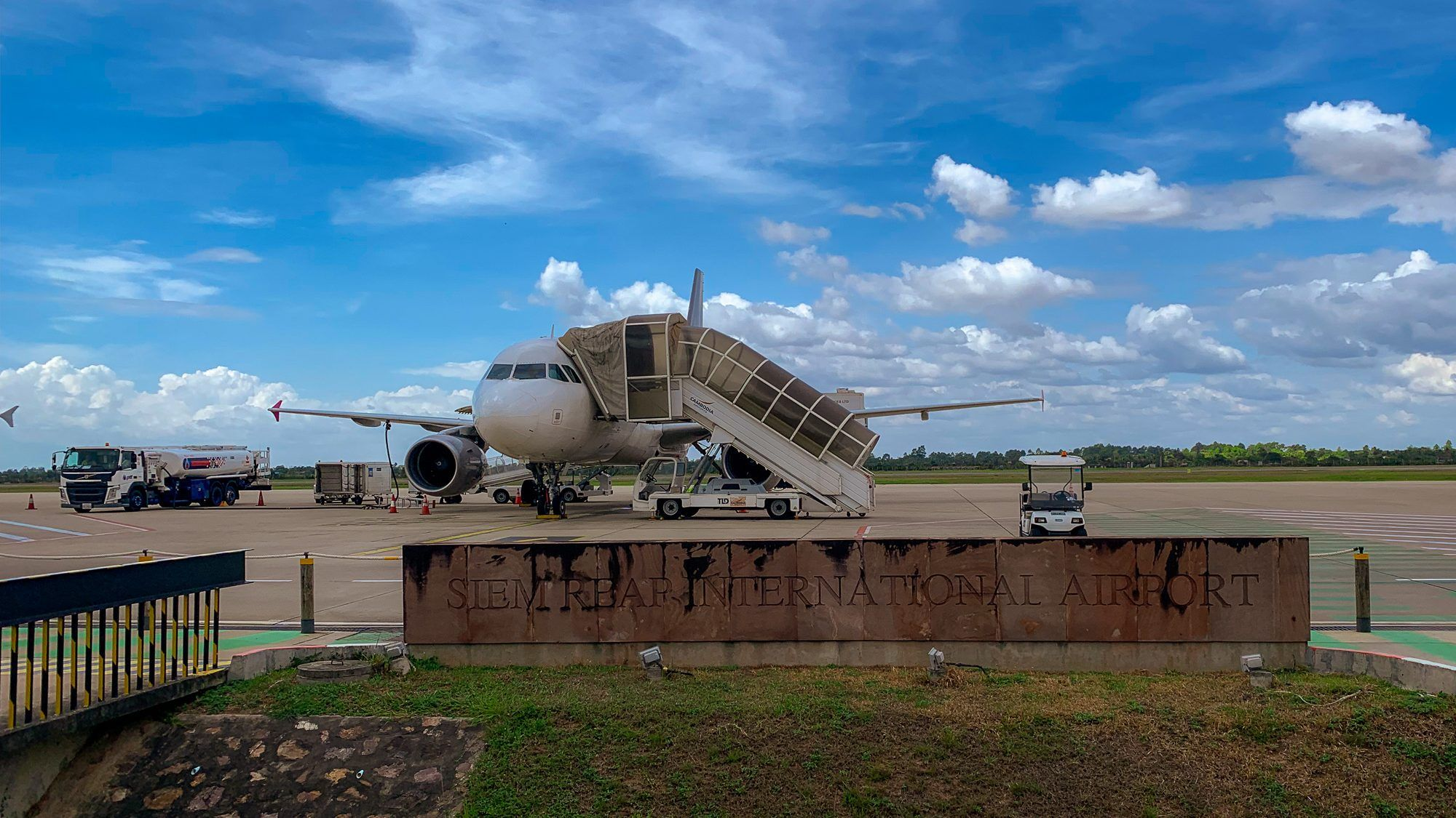 Siam Reap Airport
