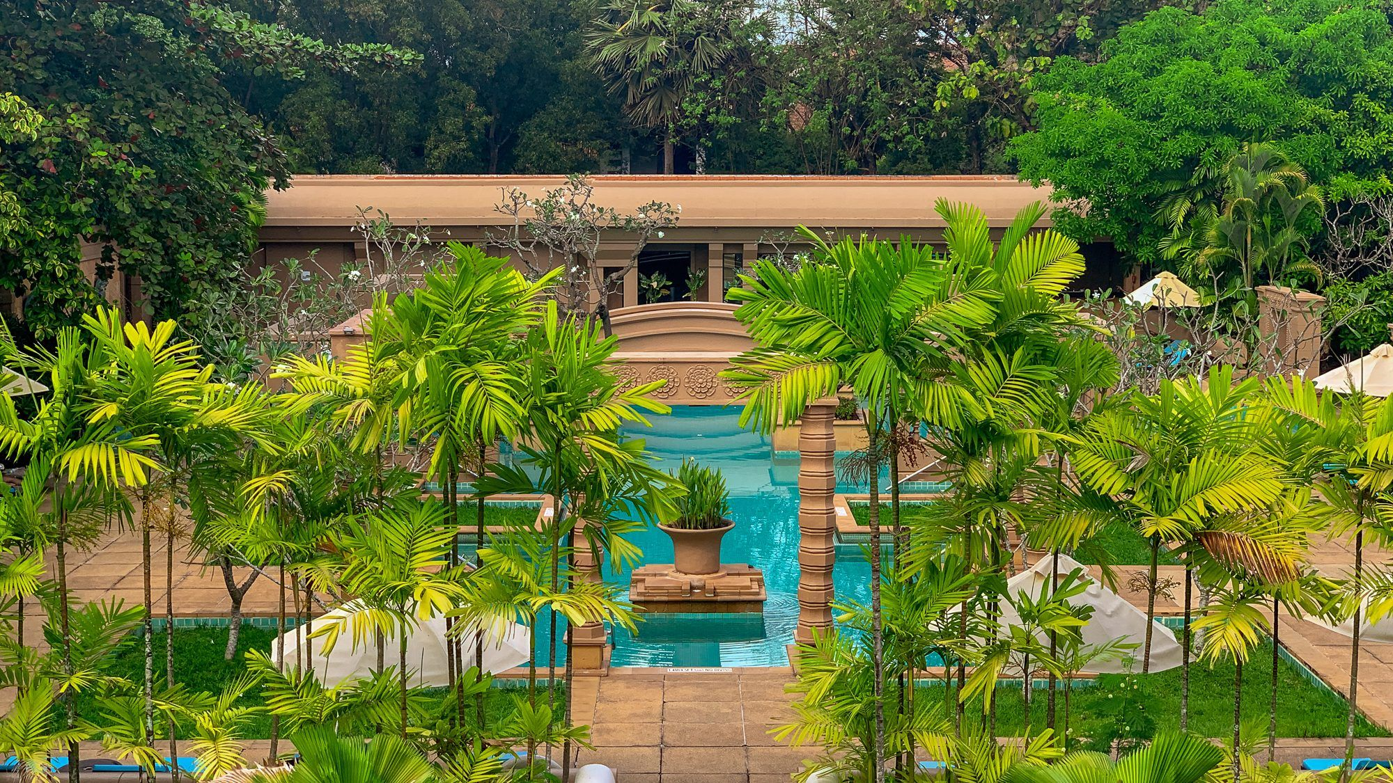 Meridian Angkor Pool
