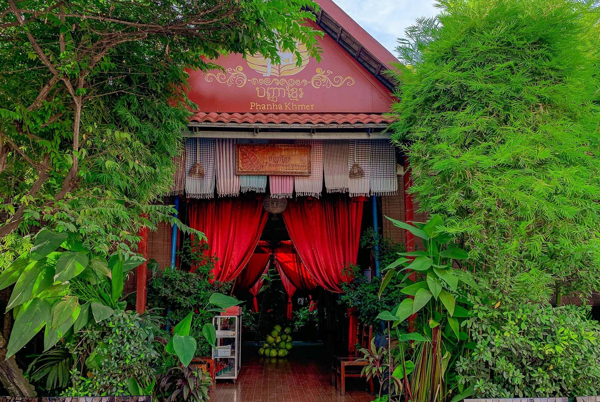 Phanha Khmer Restaurant