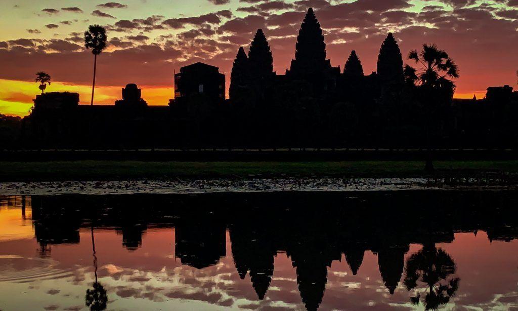Siam Reap und die Tempel von Angkor
