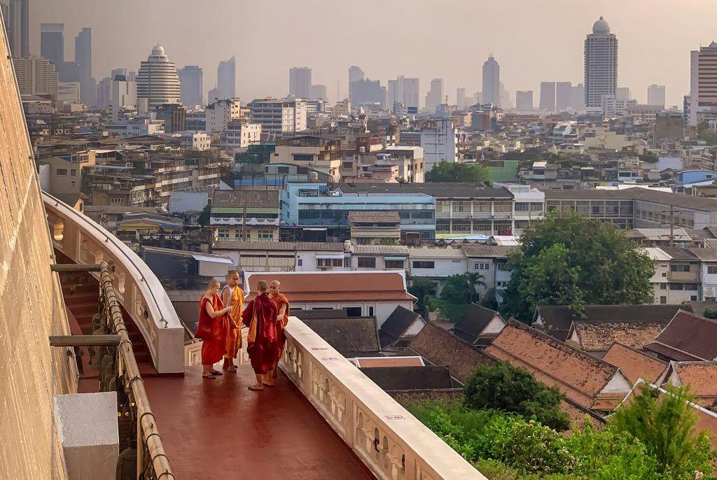 Bangkok für Leib und Seele