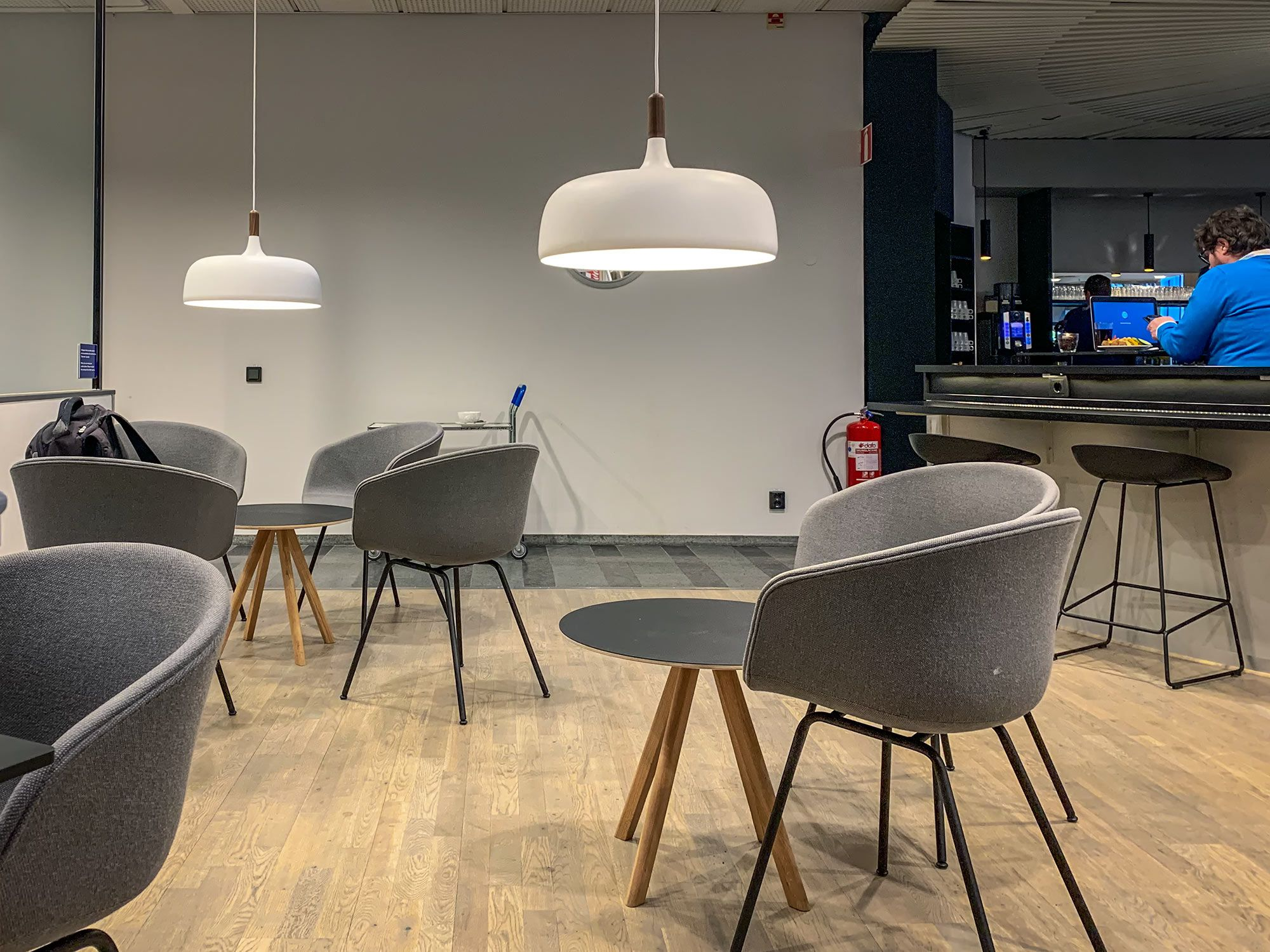 Norwegian Lounge Stockholm