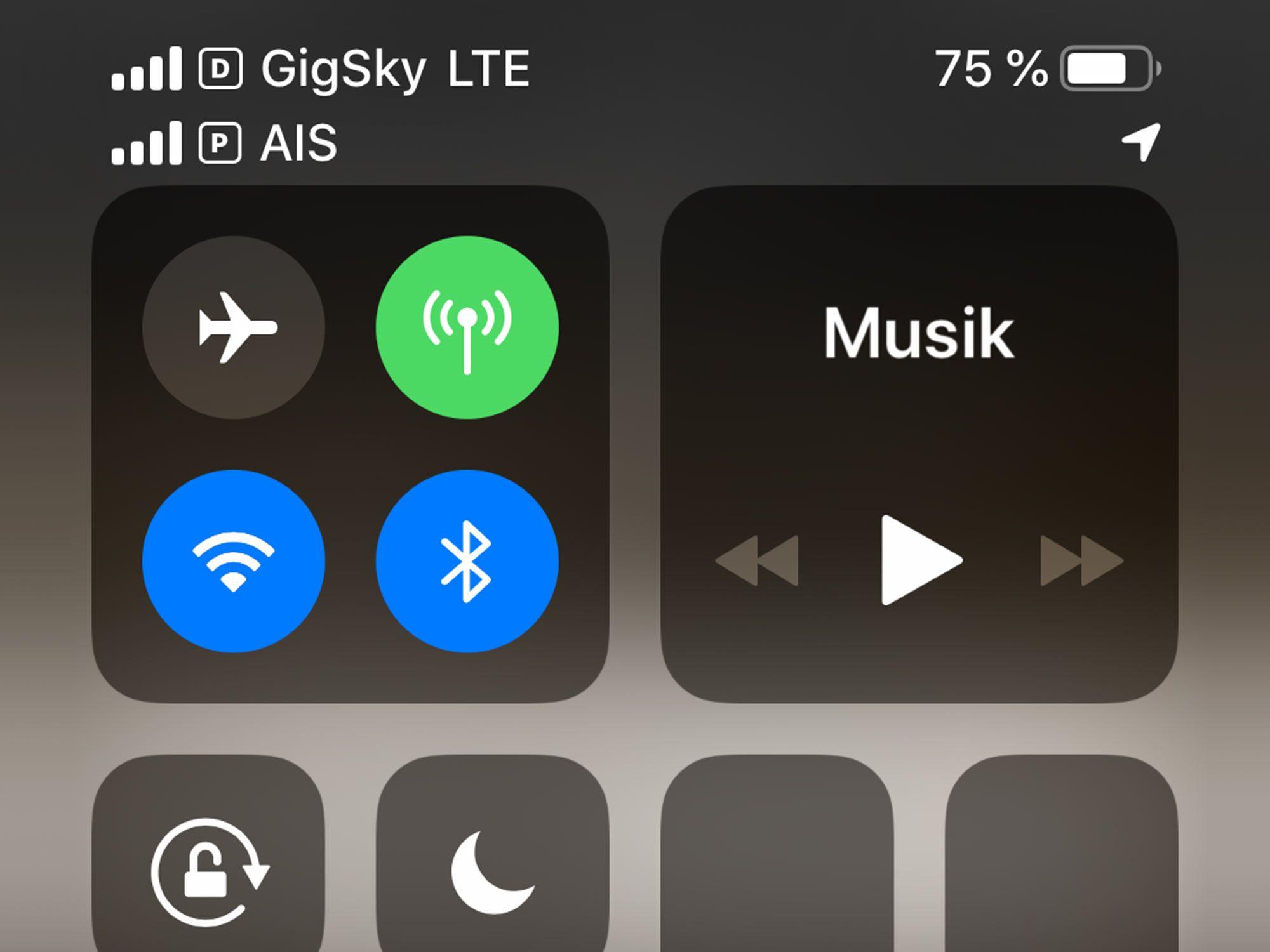 zwei GSM Netze mit virtueller SIM