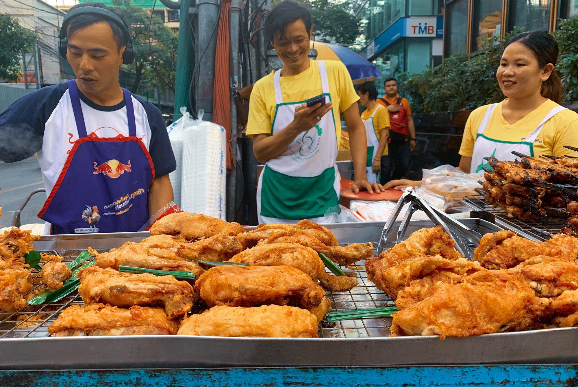 Bangkok Fried Chicken