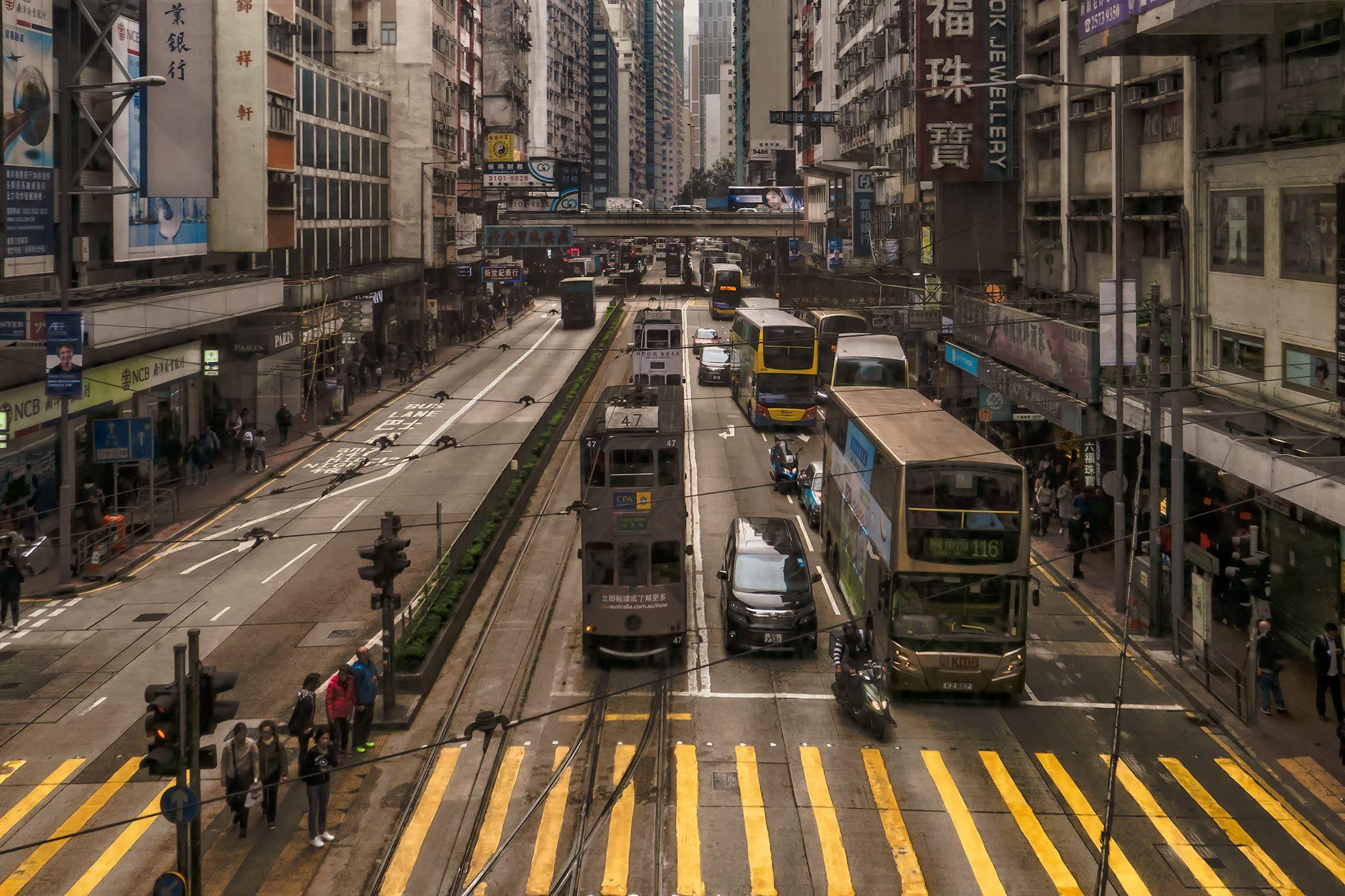 Dense Hong Kong 1