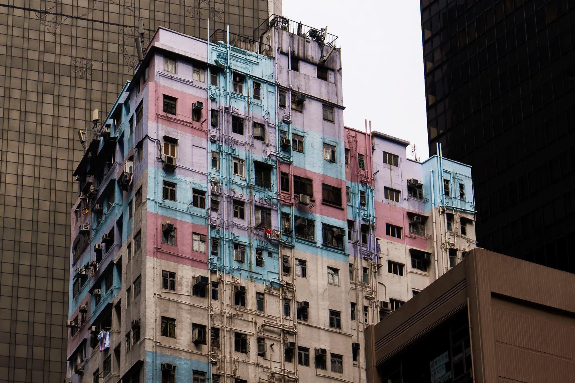 Dense Hong Kong 3