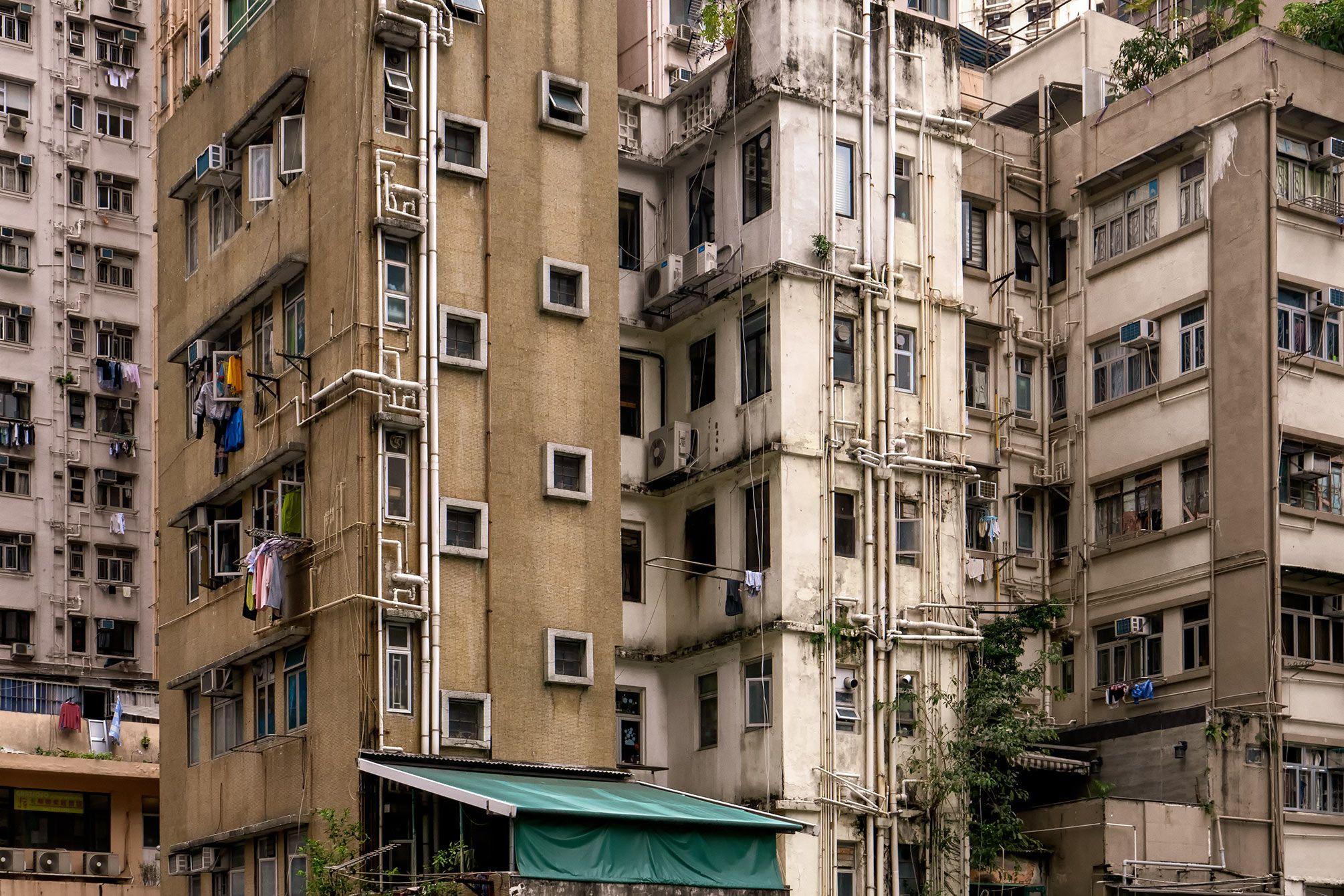 Dense Hong Kong 4