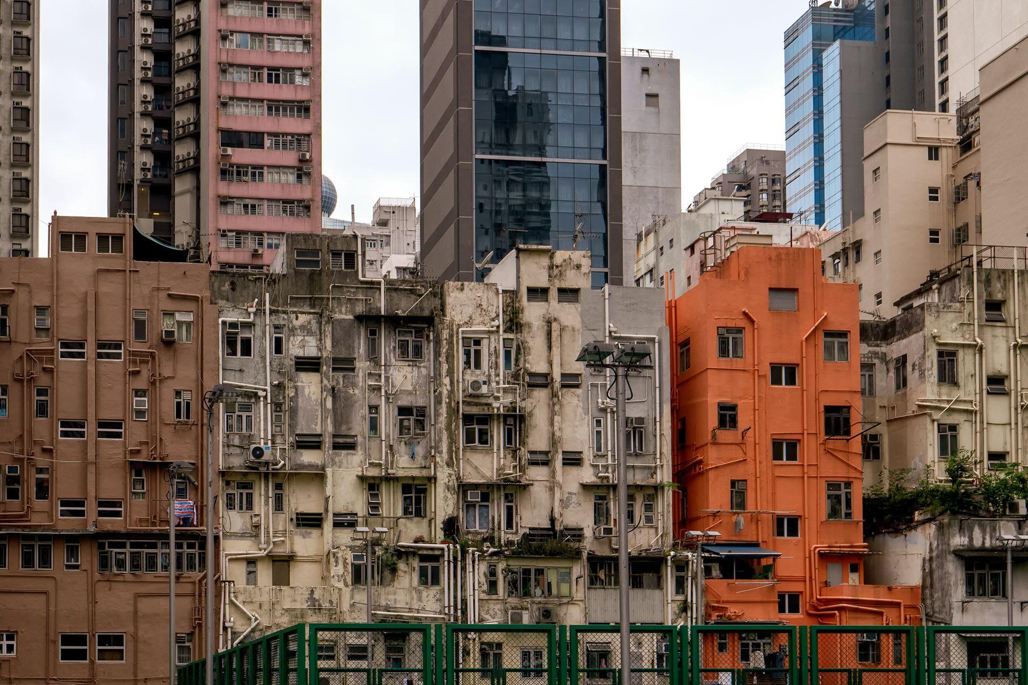 Dense Hong Kong 5