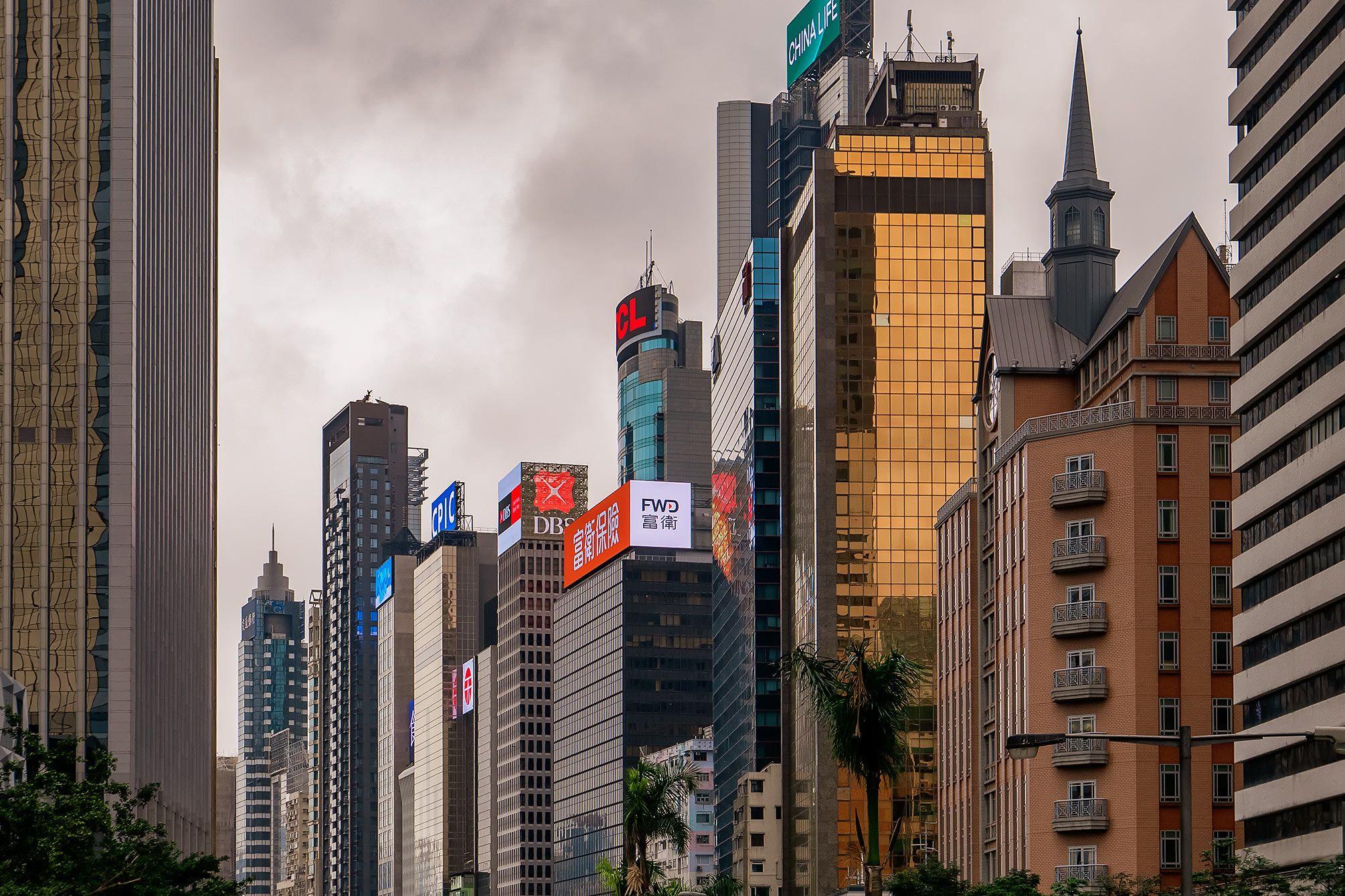Dense Hong Kong 6