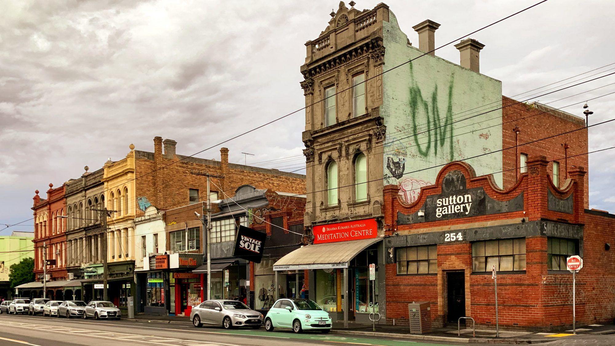 Melbourne Fitzroy