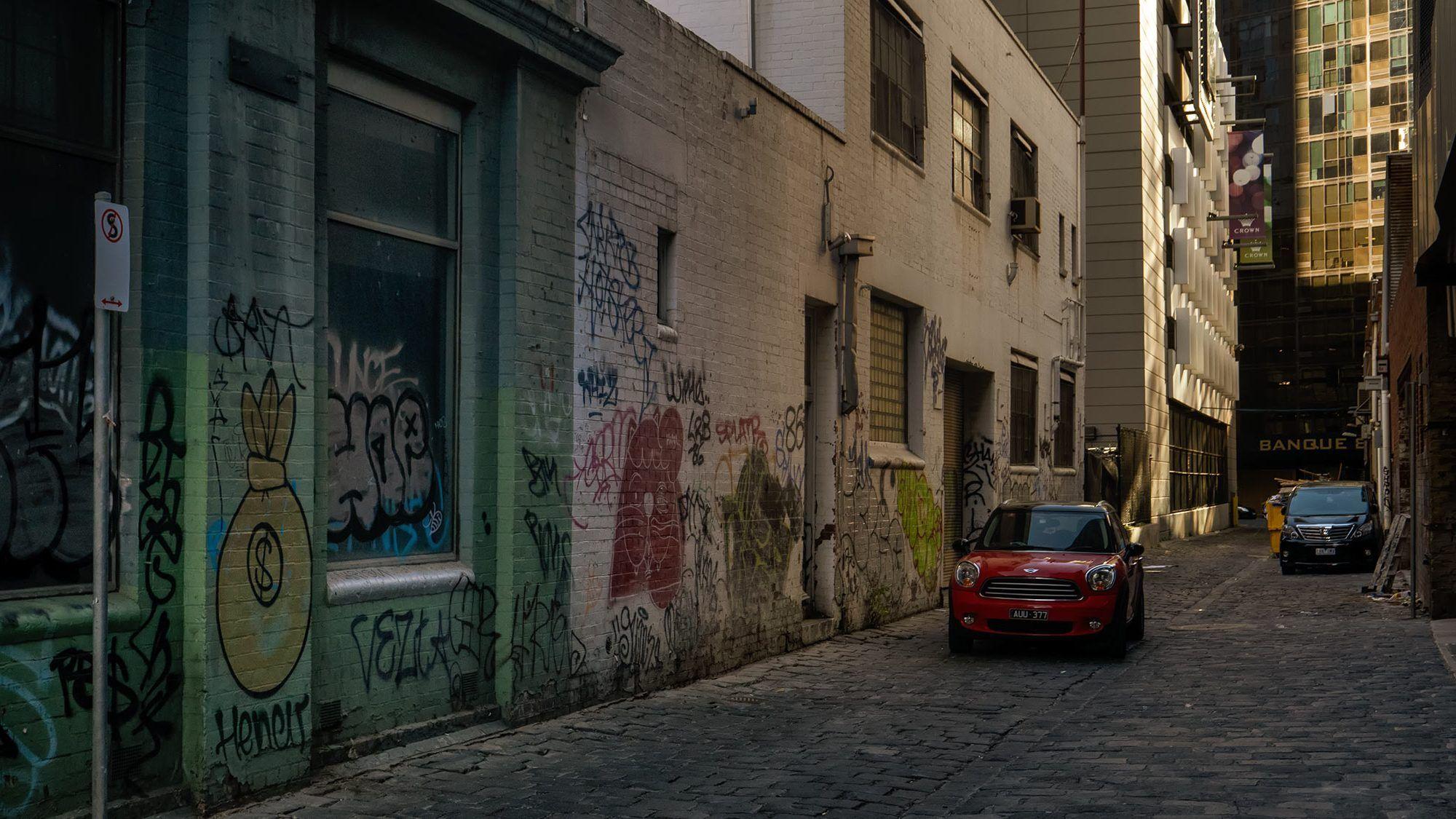 gentrification in progress