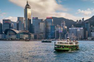 Hong Kong Der Duftende Hafen