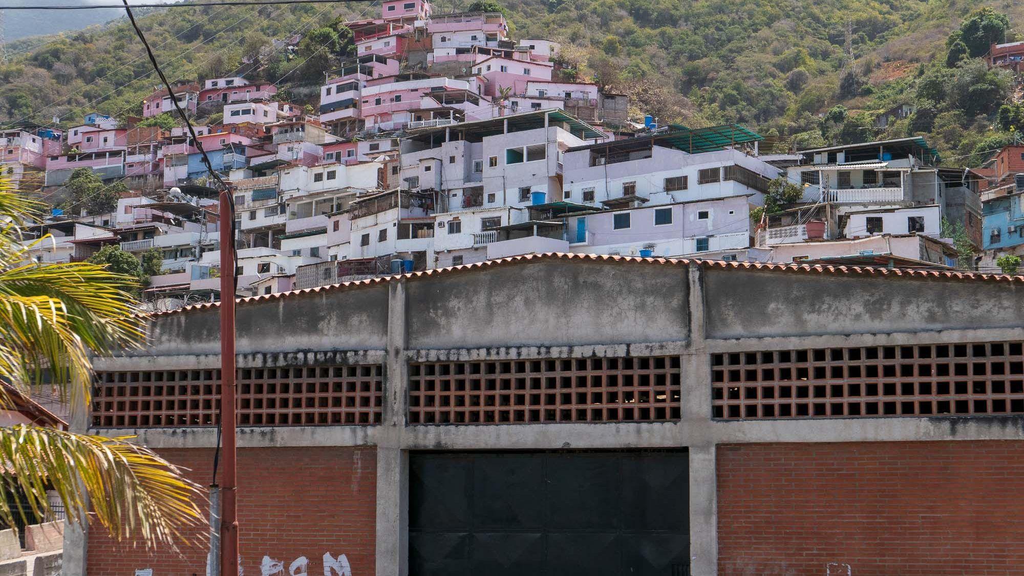 favela Caracas