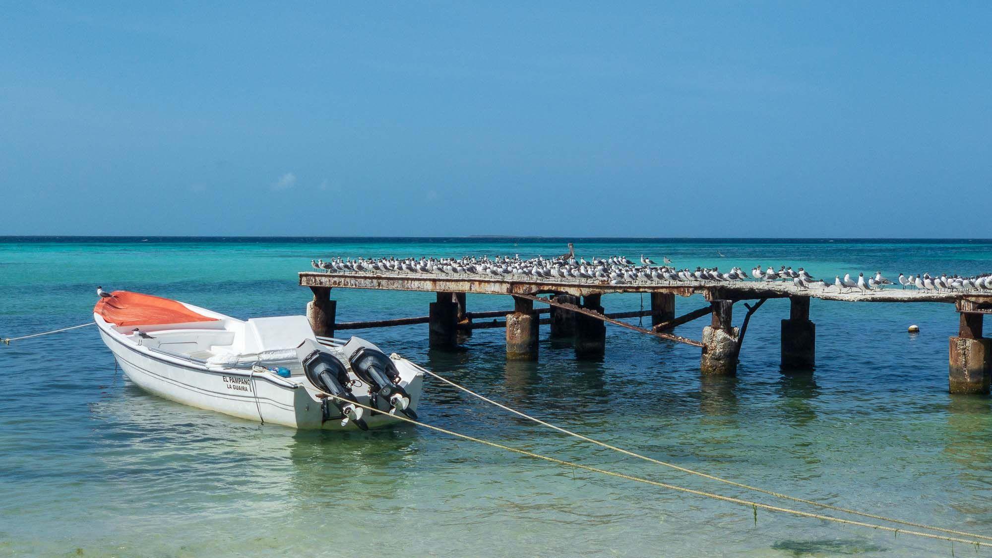 Transportmittel zwischen den 67 Inseln des Archipels