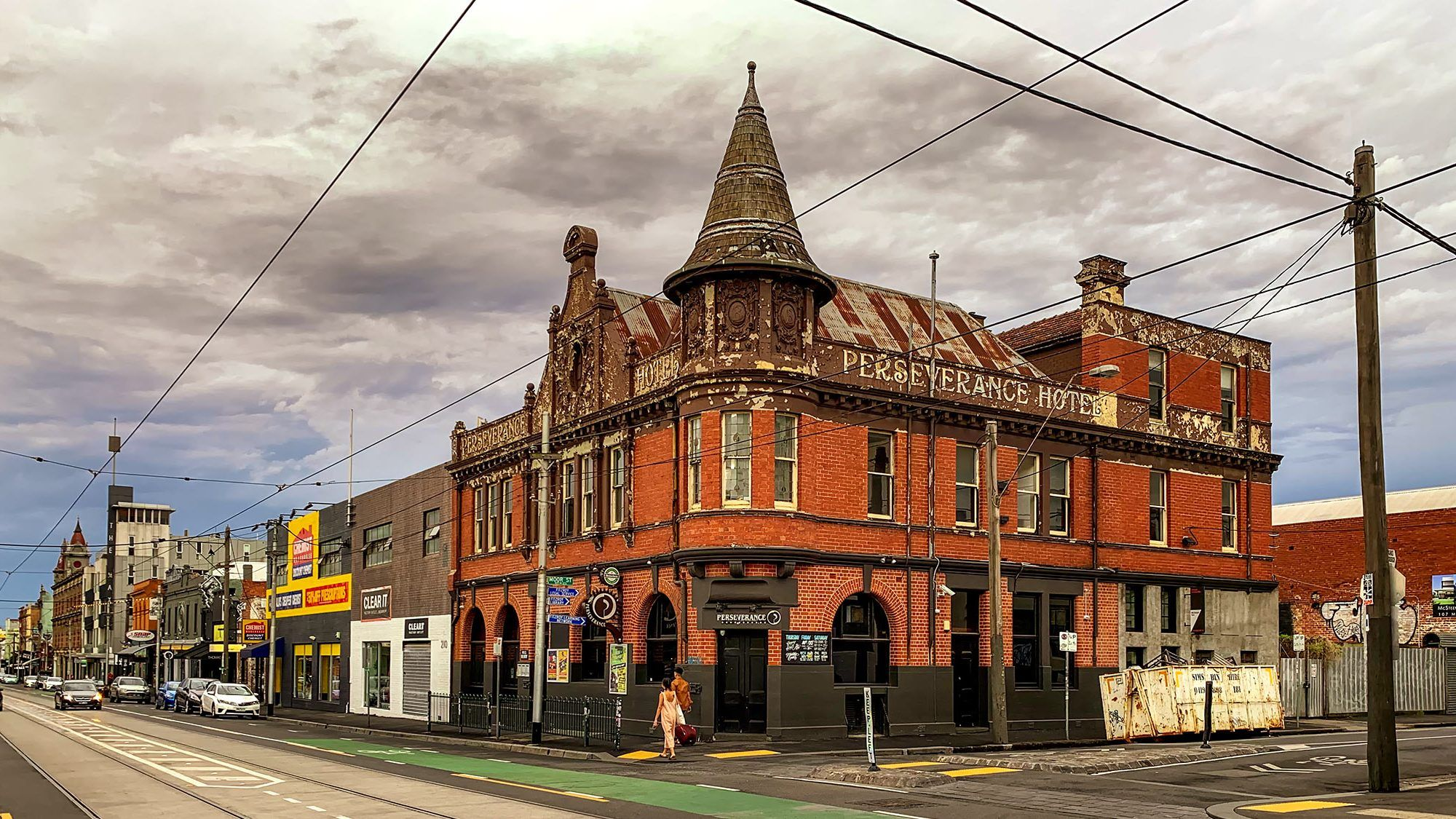 perseverance hotel fitzroy