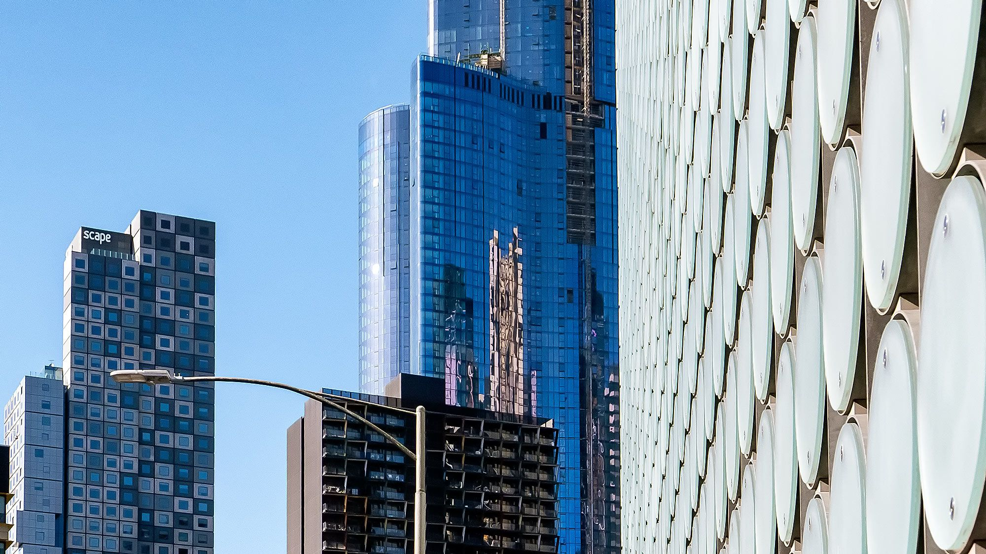 modern architecture in Melbourne