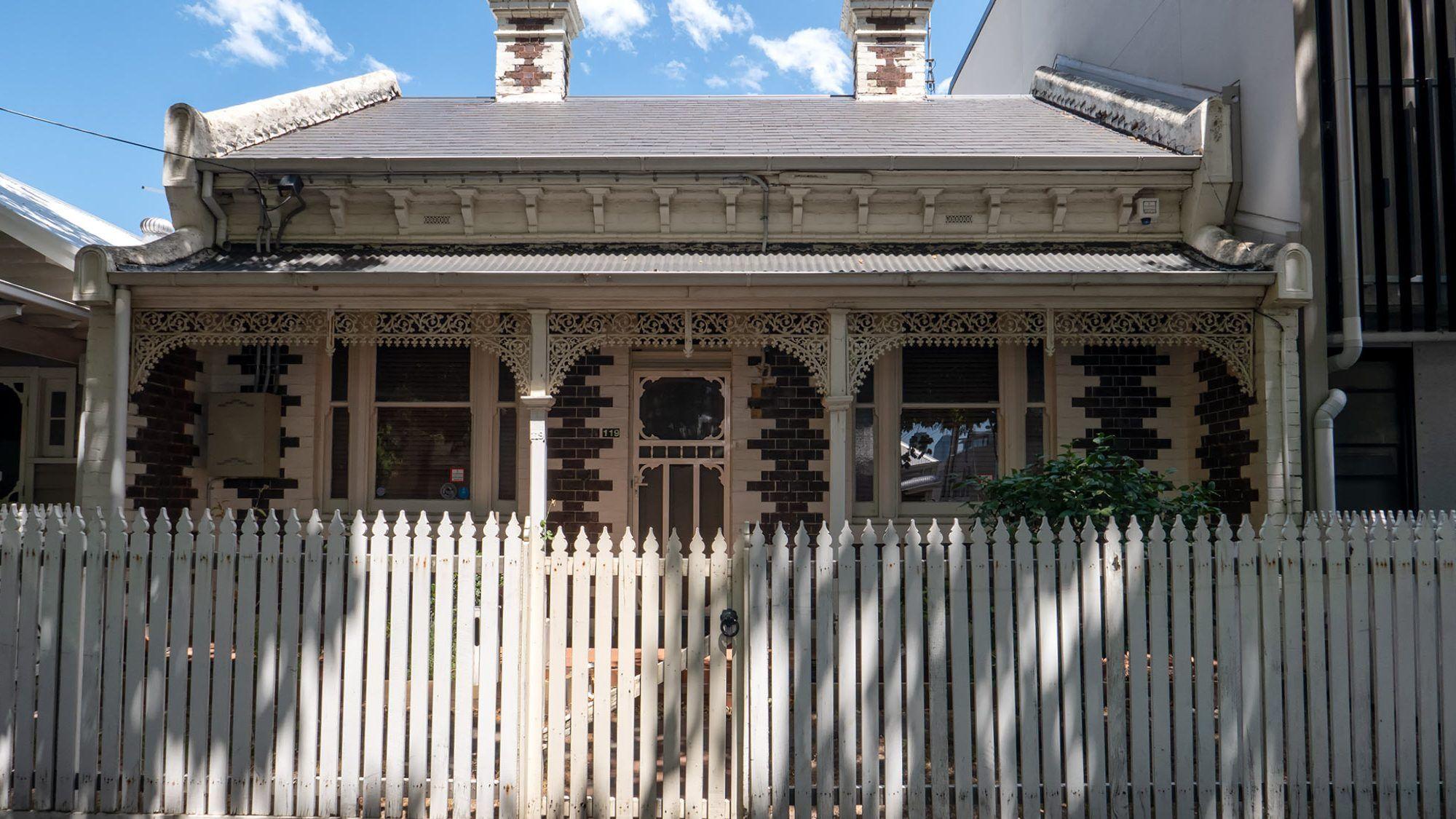 Millionenobjekt: Viktorianisches Häuschen