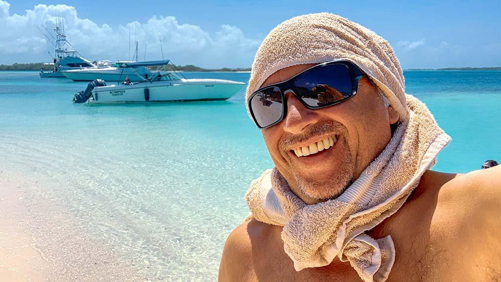 hallo aus der Karibik