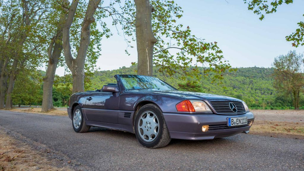 Mercedes SL500 R129