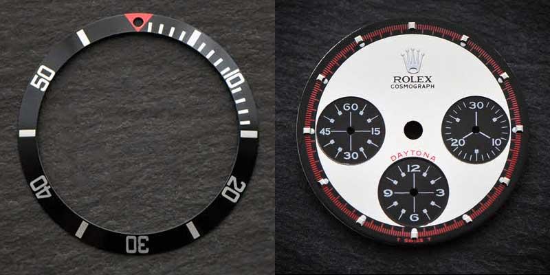 gefälschte Uhren Teile