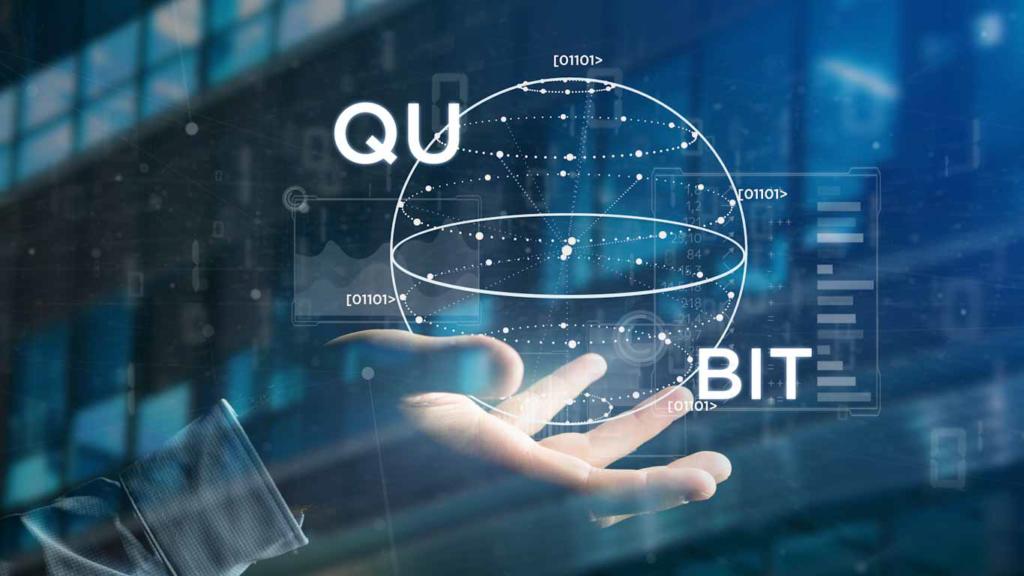 Können Quantencomputer Bitcoin entschlüsseln